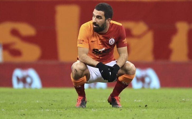 Galatasaray'da Arda Turan'dan flaş paylaşım