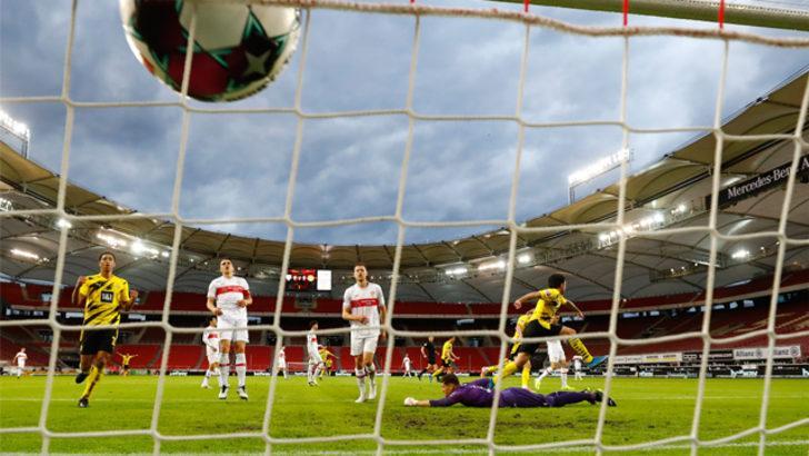 ÖZET | Stuttgart - Borussia Dortmund maç sonucu: 2-3