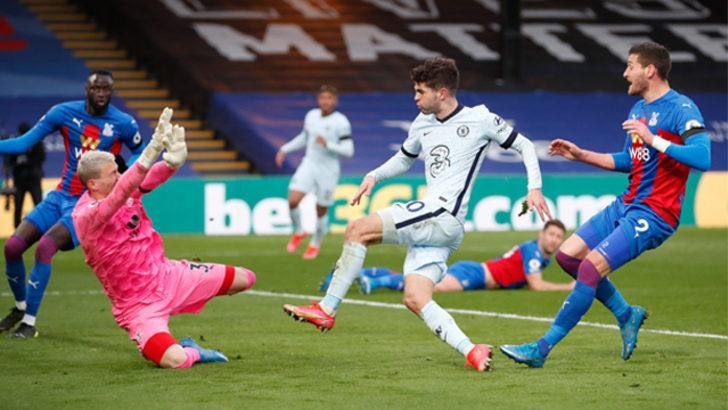 ÖZET | Crystal Palace - Chelsea maç sonucu: 1-4
