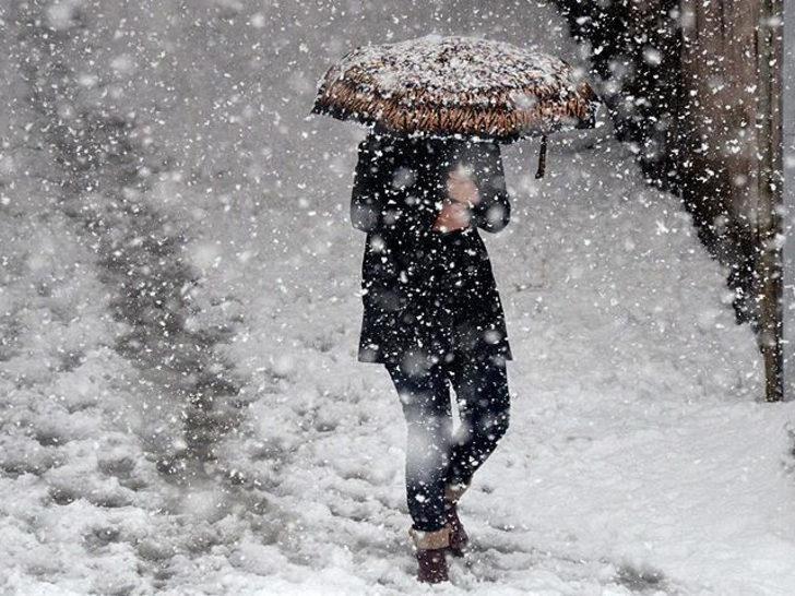 Meteoroloji'den birçok il için kuvvetli kar yağışı uyarısı! Bu bölgelerde yaşayanlar dikkat (11 Nisan yurtta hava durumu)