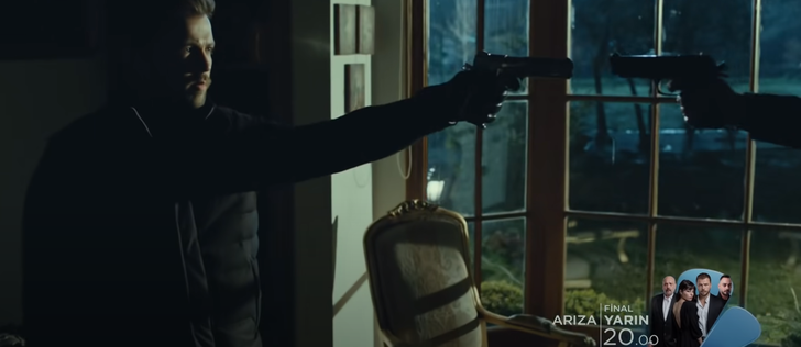 Arıza dizisi final fragmanı yayınlandı! Arıza yeni bölüm fragmanı izle l Ali Rıza ve Burak birbirlerini vurup ölüyor mu?