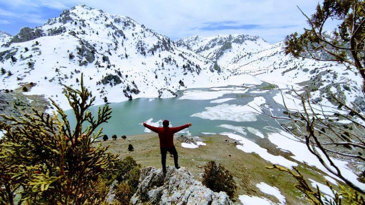 Doğa tutkunları hayran kalıyor! Burası Türkiye'de