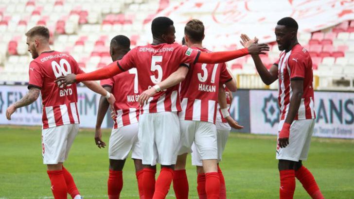 ÖZET | Sivasspor - Konyaspor maç sonucu: 3-1
