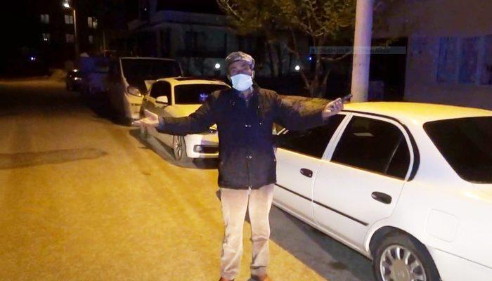 Karantinada olması gerekirken sokakta yakalandı: Kendimi vururum thumbnail