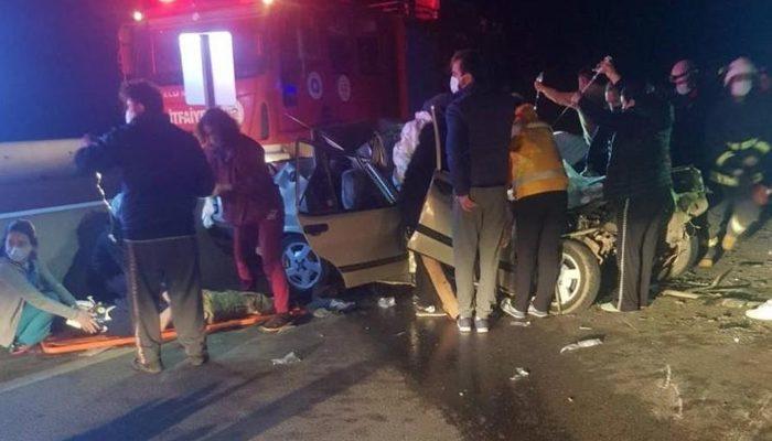 Antalya'da trafik kazası: 2 ölü, 2 ağır yaralı thumbnail