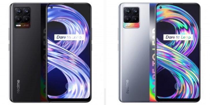 Realme 8 5G Geekbench'te göründü