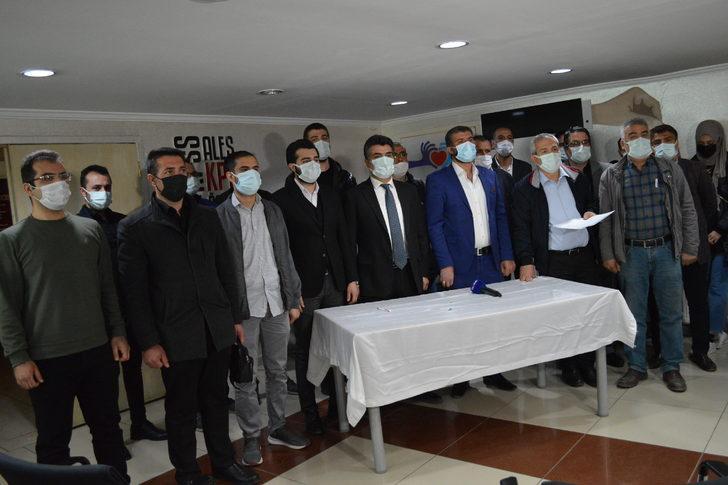 Görevden alınan DEVA Partisi Elazığ İl Başkanı, partiden istifa etti