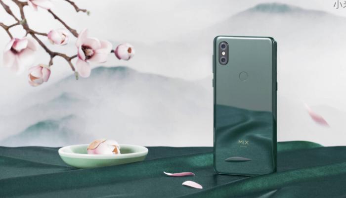Xiaomi Mi Mix 4 tasarımı sızdırıldı! Böyle mi olacak?