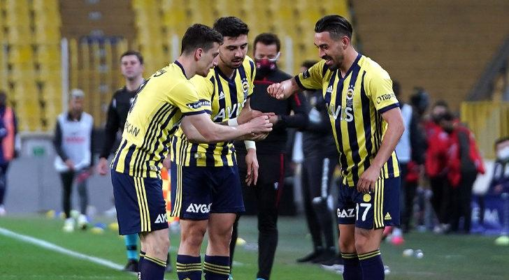 ÖZET   Fenerbahçe 3-1 Gaziantep FK