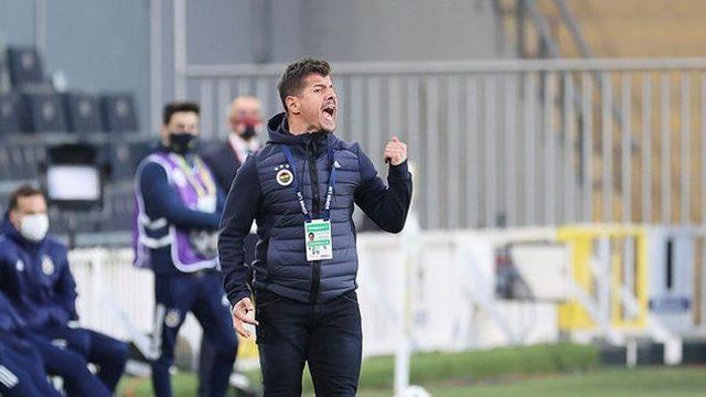 Emre Belözoğlu: Büyük takım böyle oynar