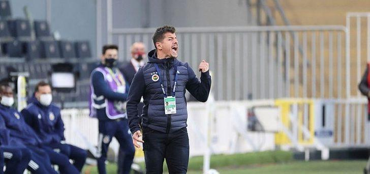 Fenerbahçe Teknik Direktörü Emre Belözoğlu: Büyük takım böyle oynar