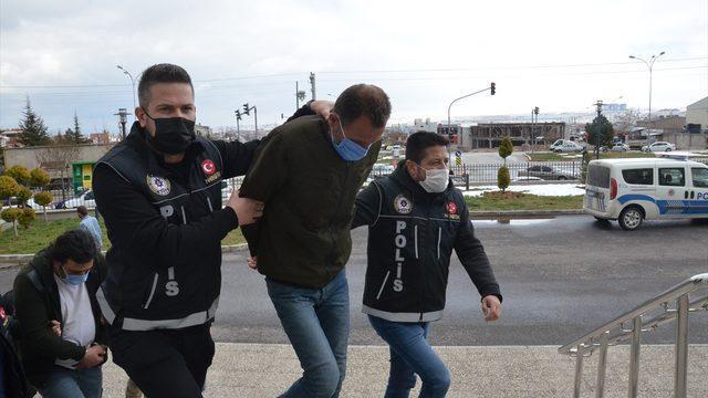 Karaman merkezli uyuşturucu operasyonunda 35 şüpheliden 8'i daha tutuklandı