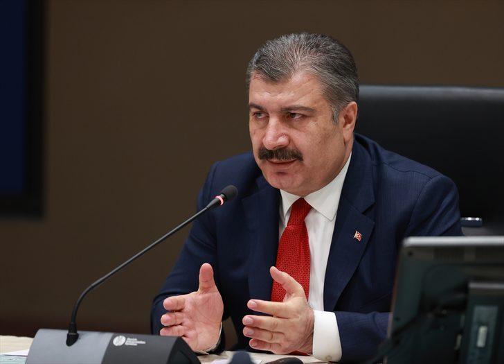 Sağlık Bakanı Fahrettin Koca: 30 milyon doz BioNTech aşısı sözü verildi