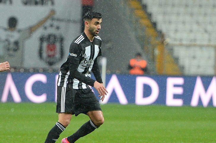 Beşiktaş'ta kalacak mı? Rachid Ghezzal'dan transfer yorumu