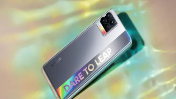 Realme 8 5G için yeşil ışık yakıldı