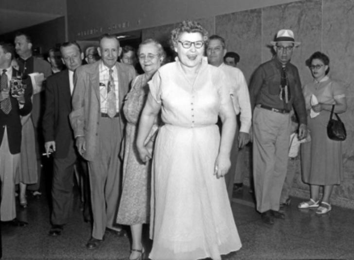 Evlilikten sıkıldığı için arsenikle ailesini öldürülen seri katil: Nannie Doss