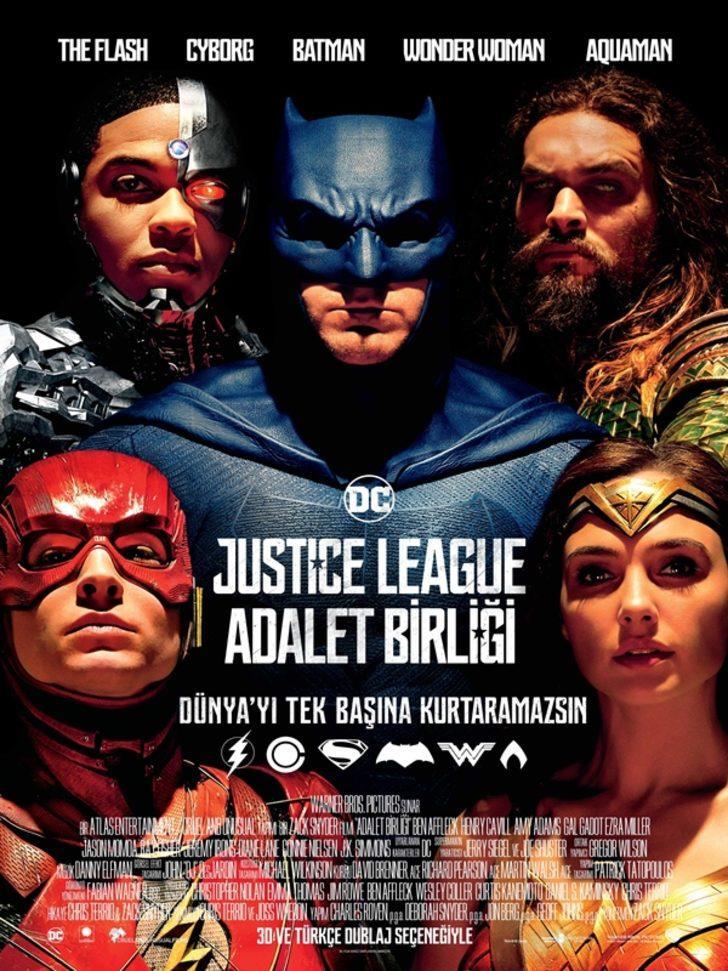 Adalet Birliği filmi ne zaman çekildi? İşte Adalet Birliği filminin oyuncuları