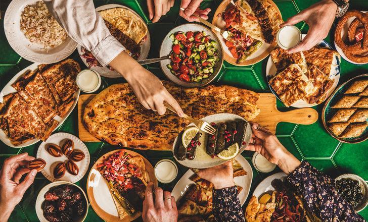 Ramazan ayını kilo almadan geçirmek için 10 altın kural!