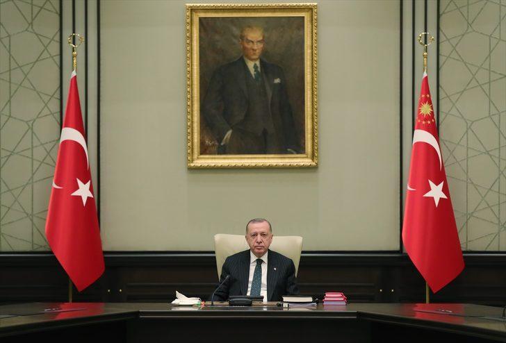 Son Dakika: Türkiye'nin beklediği kabine toplantısı başladı