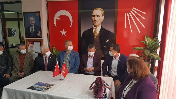 """CHP Grup Başkanvekili Özel'den partiden ayrılanlara """"baba evi"""" çağrısı:"""