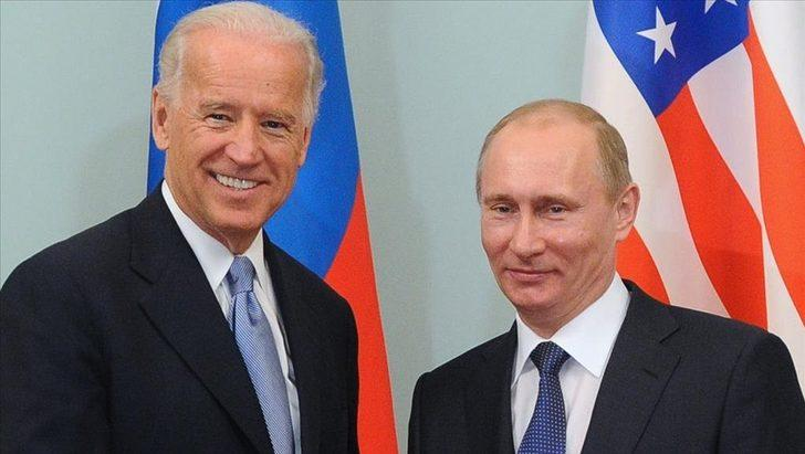 Son Dakika! Biden ile Putin arasında kritik görüşme