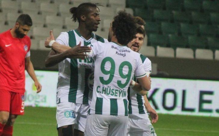Giresunspor, Süper Lig için geri sayıma geçti