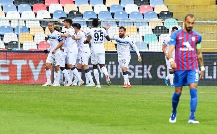 Adana Demirspor, Altınordu'yu mağlup etti
