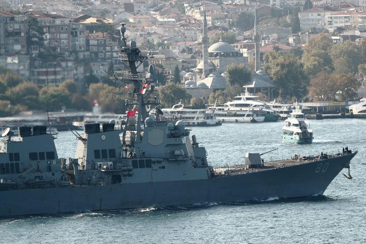 Karadeniz karıştı! Rus savaş gemileri ateş açtı