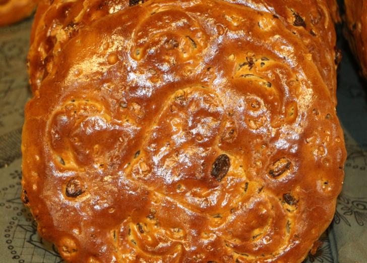 Geleneksel lezzet Tokat çöreği! Hamuru nohut mayasından yapılıyor, 18 saatte yapılıyor