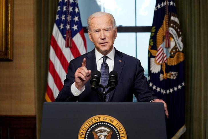 Son dakika! Joe Biden duyurdu: ABD askerleri 11 Eylül'e kadar Afganistan'dan çekilecek