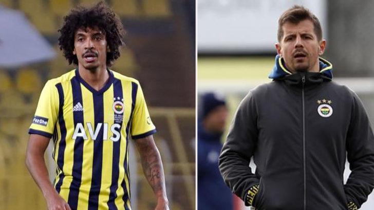 Fenerbahçe'de Luiz Gustavo ayrılıyor