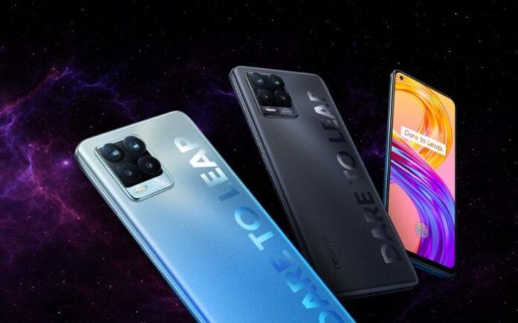 Realme 8 5G'nin lansman tarihi belli oldu