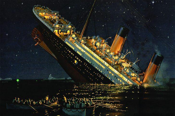 Titanik ne zaman battı? Titanik'te kaç kişi öldü?