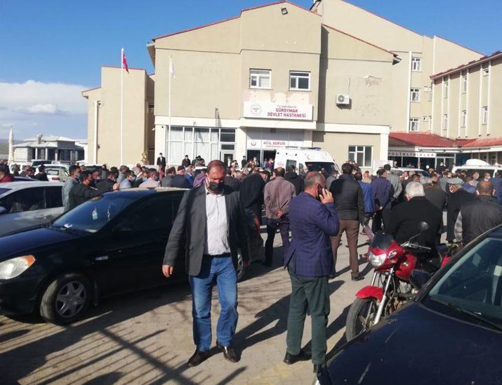 AK Parti Güroymak İlçe Başkanı Öztürk Uğiş hayatını kaybetti