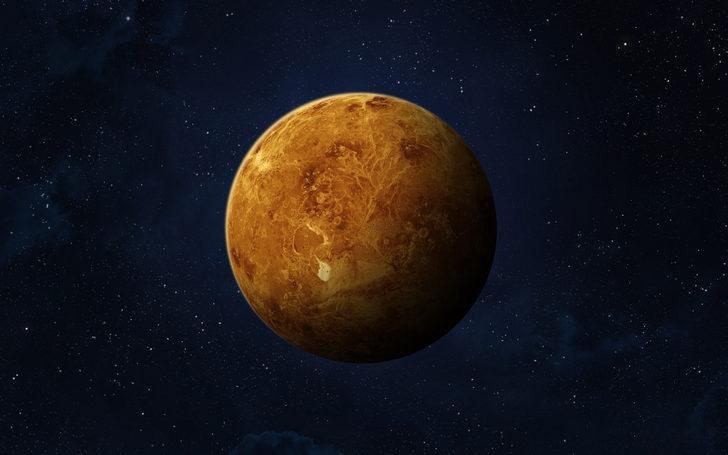 İnanılmaz: Venüs'teki gazlar canlı yaşamını gösteriyor