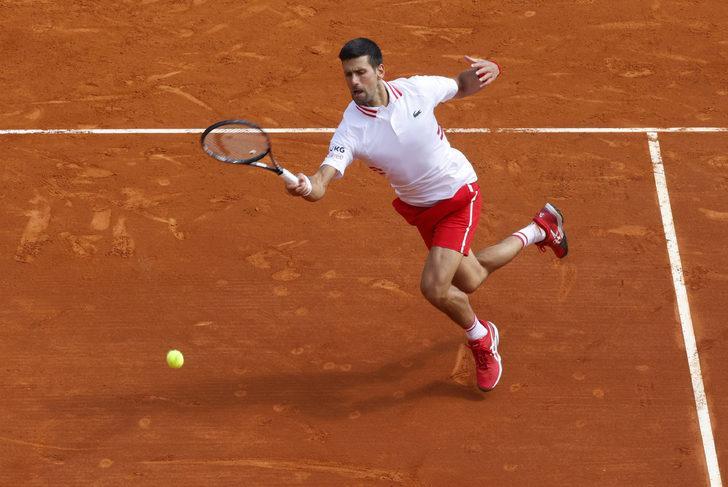 Novak Djokovic, Monte Carlo'ya üçüncü turda veda etti