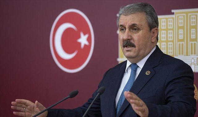 Mustafa Destici kimdir?