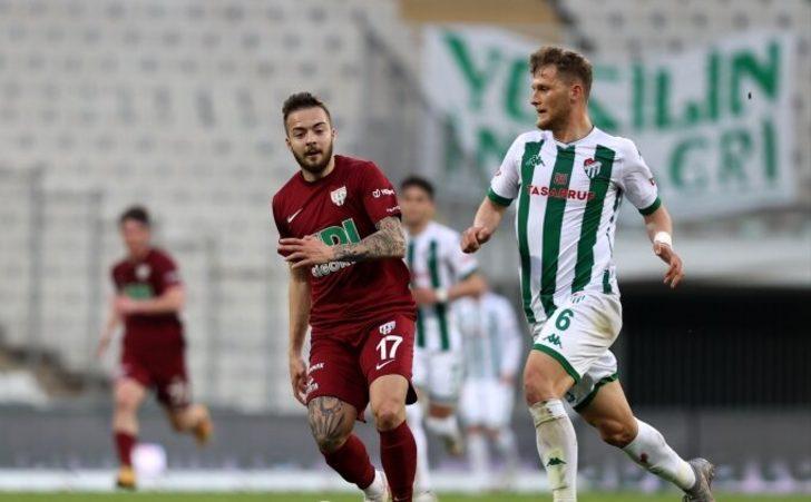 MAÇ SONUCU | Bursaspor 2-1 Bandırmaspor