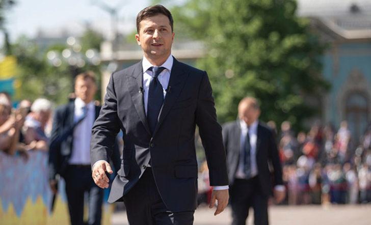 Ukrayna Devlet Başkanı Zelenskiy'den vatandaşlarına 'Türkiye'ye tatile gidin' çağrısı