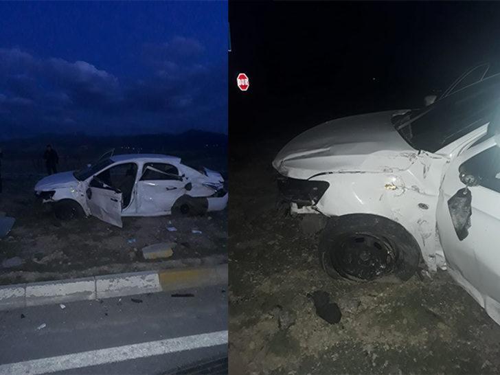 Afyonkarahisar'da TIR ile otomobil çarpıştı, 3 kişi öldü