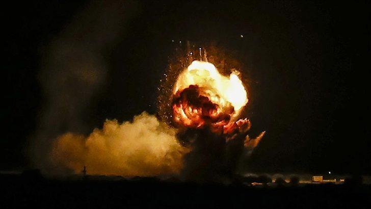 Son Dakika: İsrail, Gazze Şeridi'ne hava saldırısı düzenledi