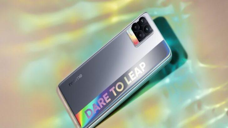 Realme 8 5G bir kez daha ortaya çıktı