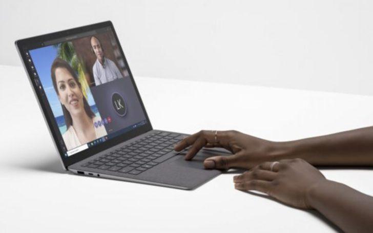 Microsoft, Surface Laptop 4'ü duyurdu
