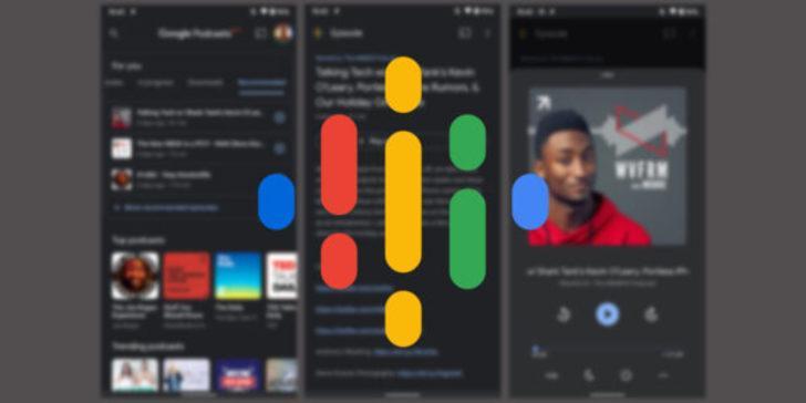 Google Podcasts kullanıcısını katladı