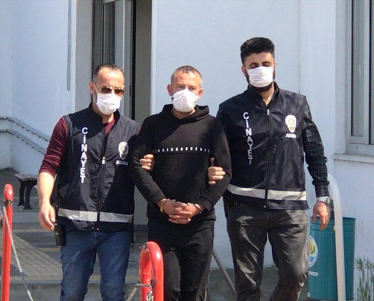 Adana'da tartıştığı kişiyi silahla yaralayan zanlı tutuklandı