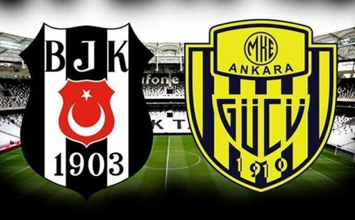 Beşiktaş Ankaragücü maçı ne zaman, saat kaçta başlar? Lider, başkent ekibini konuk ediyor