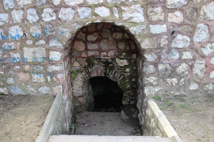 Tarihi eserin kapısı çalındı! 40 Damla Mağarası ortaya çıktı