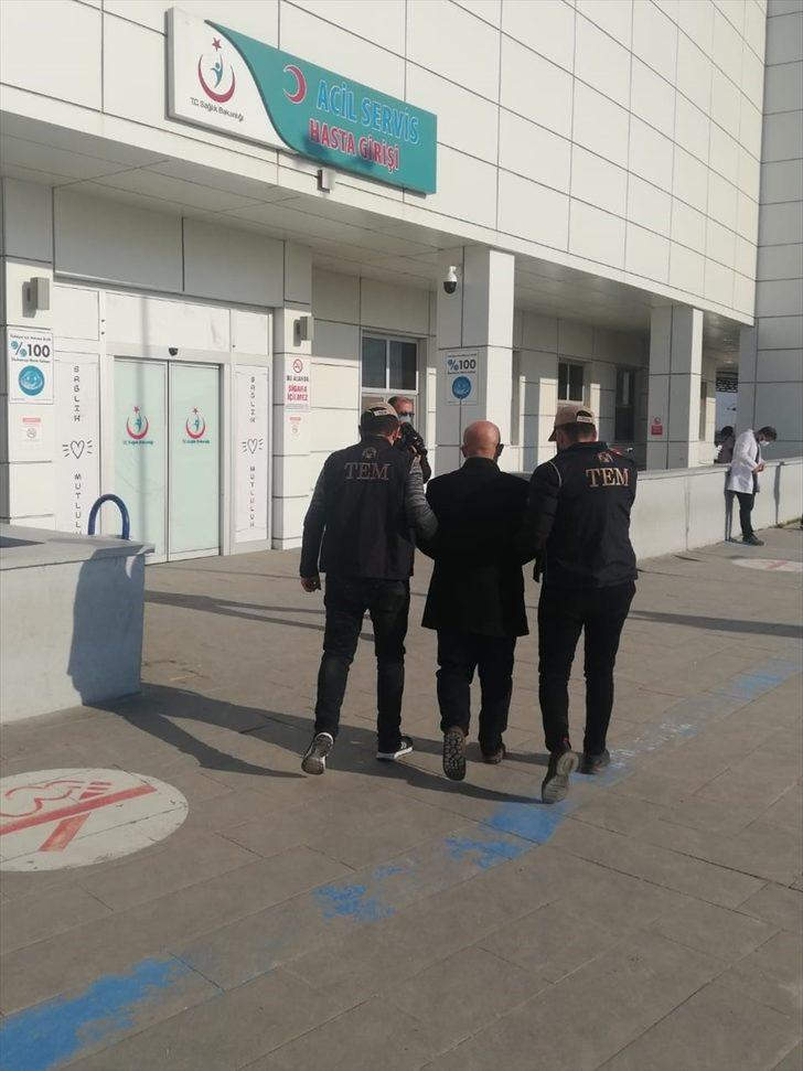 Aksaray'da FETÖ operasyonunda yakalanan eski memur tutuklandı