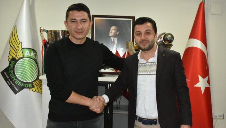 Akhisarspor, teknik direktör Fırat Gül ile yollarını ayırdı