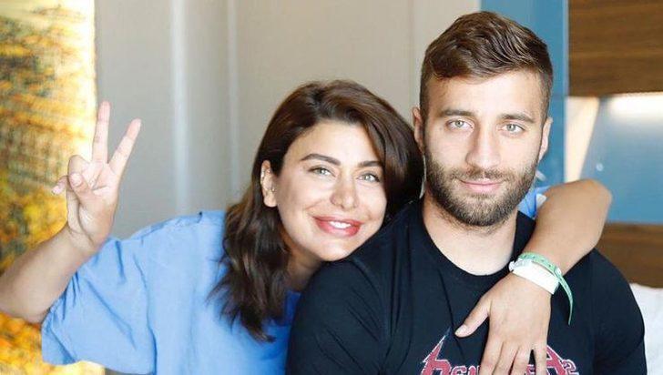 Ebru Şancı paylaştı; kocasının yanıtı olay oldu